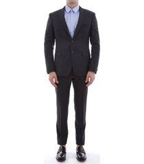 tonello grey suit