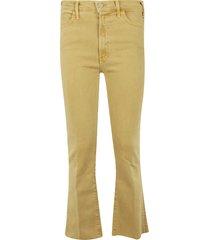 mother high waist jeans