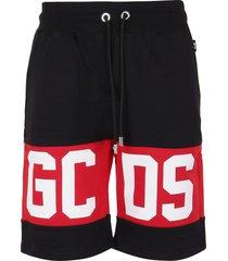 gcds band logo shorts