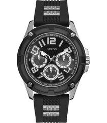 reloj guess hombre delta/gw0051g1 - negro
