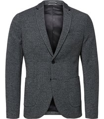 blazer slim fit single-breasted