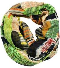 echarpe lenço artestore estampa étnica abstrato feminino