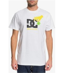 t-shirt korte mouw dc shoes keep star in place edyzt04118