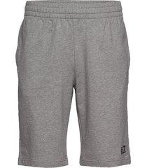 bermuda shorts casual grijs ea7