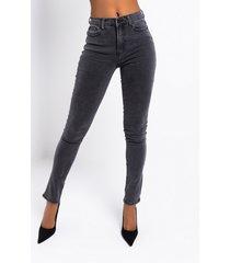akira tear it down side split skinny jeans
