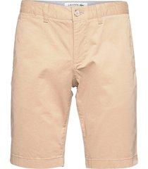 men s bermuda shorts shorts chinos shorts beige lacoste