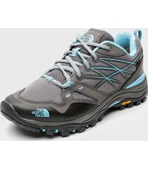 zapatilla w hedgehog fastpack gris the north face