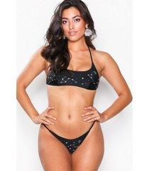 topshop cosmic tanga bikini bottoms trosa black