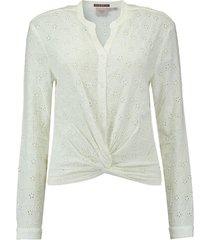 blouse dana wit