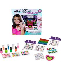 salon de u•as y stickers alex alex