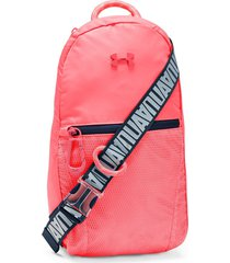 morral under armour downtown mediano sling-coral