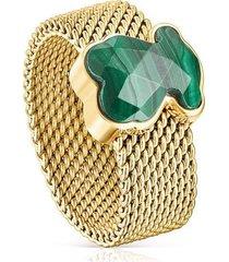anillos tous dorado 013105571 dorado