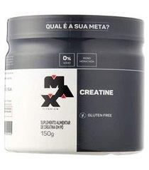 creatine pote - max titanium multicolorido