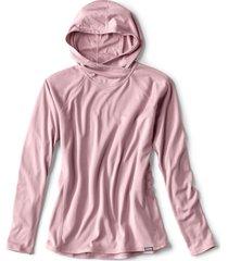 women's pro sun hoodie