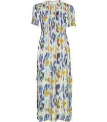 adamaris maxi dress galajurk multi/patroon baum und pferdgarten