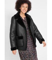 imitatie lammy coat