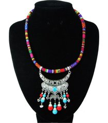 collar multicolor sasmon cl-12542
