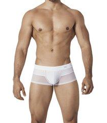 ropa interior masculina boxer clever control latin-blanco