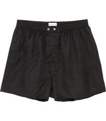 vertical stripe boxer shorts