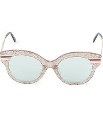 58mm novelty round sunglasses