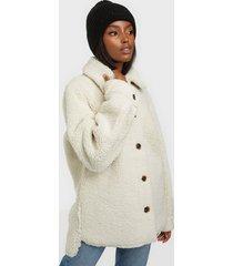 samsøe samsøe aylin jacket 12856 faux fur