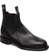 wentworth g shoes chelsea boots svart r.m. williams