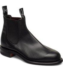 wentworth stövletter chelsea boot svart r.m. williams