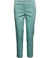 addirsi pantalon met rechte pijpen groen marella