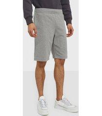 ea7 emporio armani bermuda shorts grey