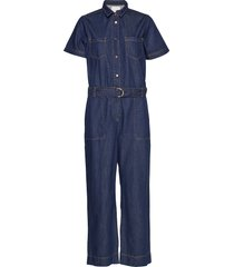 trixie ju jumpsuit blauw part two