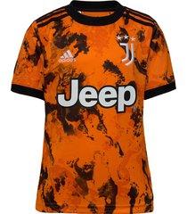 juventus youth third jersey t-shirts football shirts oranje adidas performance