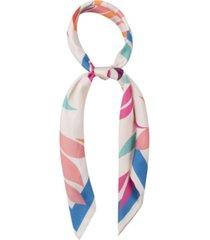 kate spade new york women's hummingbird square scarf