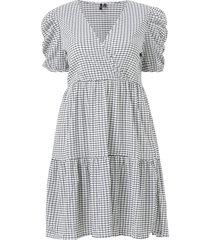 klänning vmsie blk dress w 2/4 puff curve