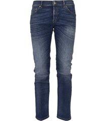 mius slim fit five-pocket jeans