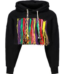 palm angels x missoni hoodie