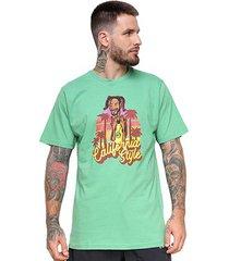 camiseta other culture double g - unissex