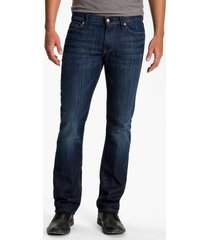 men's 7 for all mankind slimmy slim fit jeans, size 31 - blue