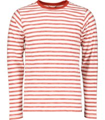 dstrezzed t-shirt - slim fit - rood