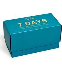 giftbox 7 days skarpetki na 7 dni tygodnia