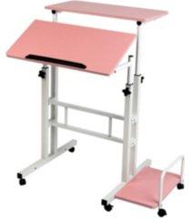 mind reader 2-tier standing desk