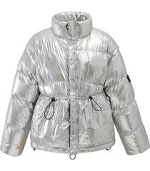 194185-080 | silver down jacket | silver - s