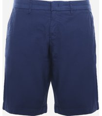 fay bermuda shorts made of stretch cotton