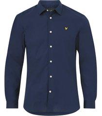 skjorta slim fit poplin shirt