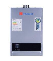 aquecedor de água a gás digital astra ag15ld1 15 litros 220v prata