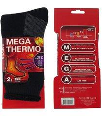 medias térmicas mega thermo -25 grados talla 6-12 por unidad