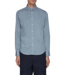 fit 2 tomlin' lightweight cotton shirt