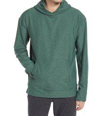 men's outdoor voices men's sunday hoodie, size medium - green