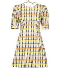 aurelia korte jurk geel baum und pferdgarten