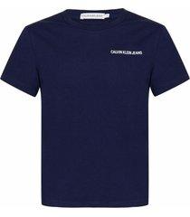 camiseta ckj mc chest logo - marinho - 10
