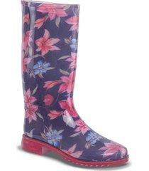 botas de lluvia qori s azul para mujer croydon